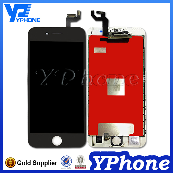 Hot selling lcd screen for apple iphones 6s unlocked phone, lcd display for iphone 6s lcd replacment
