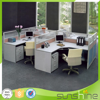 Fonction Meubles call center meubles moderne conception cabine bureau workstation
