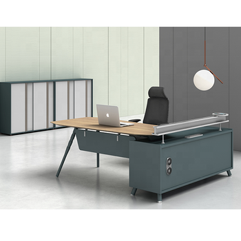 Modern manager desk executive computer desk modern office desk office furniture