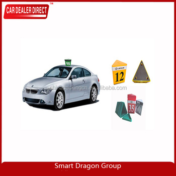 Magnet Roof Signs, Repair Use Car Roof Sign