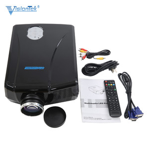 VS758 protable full hd 1080P led laser light outdoor christmas lights projector