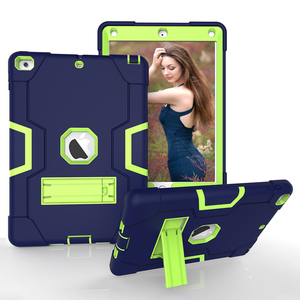 New Hard Plastic Tablets Case for iPad 9.7, Shockproof Hybrid Cover10.1, 12 Inch Tablet PC Cover