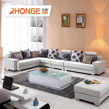 Awesome Corner Style White Sofa L Shape Modern Upholstery Fabric Sofa Set Buy Rexine Fabric Sofa Upholstery Fabric Sofa Modern Fabric Sofa Product On Uwap Interior Chair Design Uwaporg