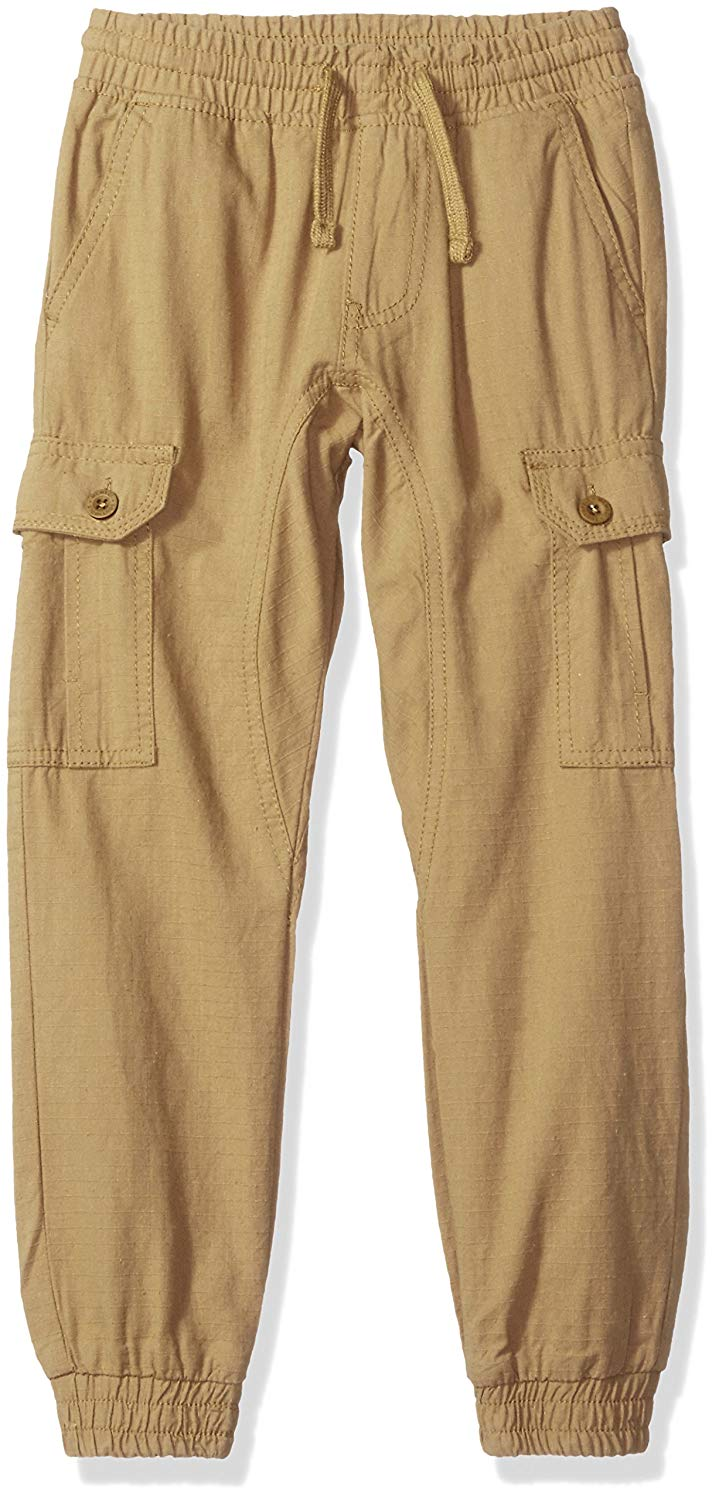 Southpole Boys Washed Stretch Ripstop Cargo Jogger Pants