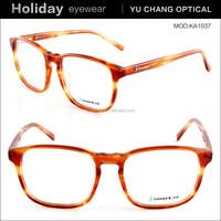 2015 Wholesale Glass Frames Acetate Eyewear Spectacle Frame ...