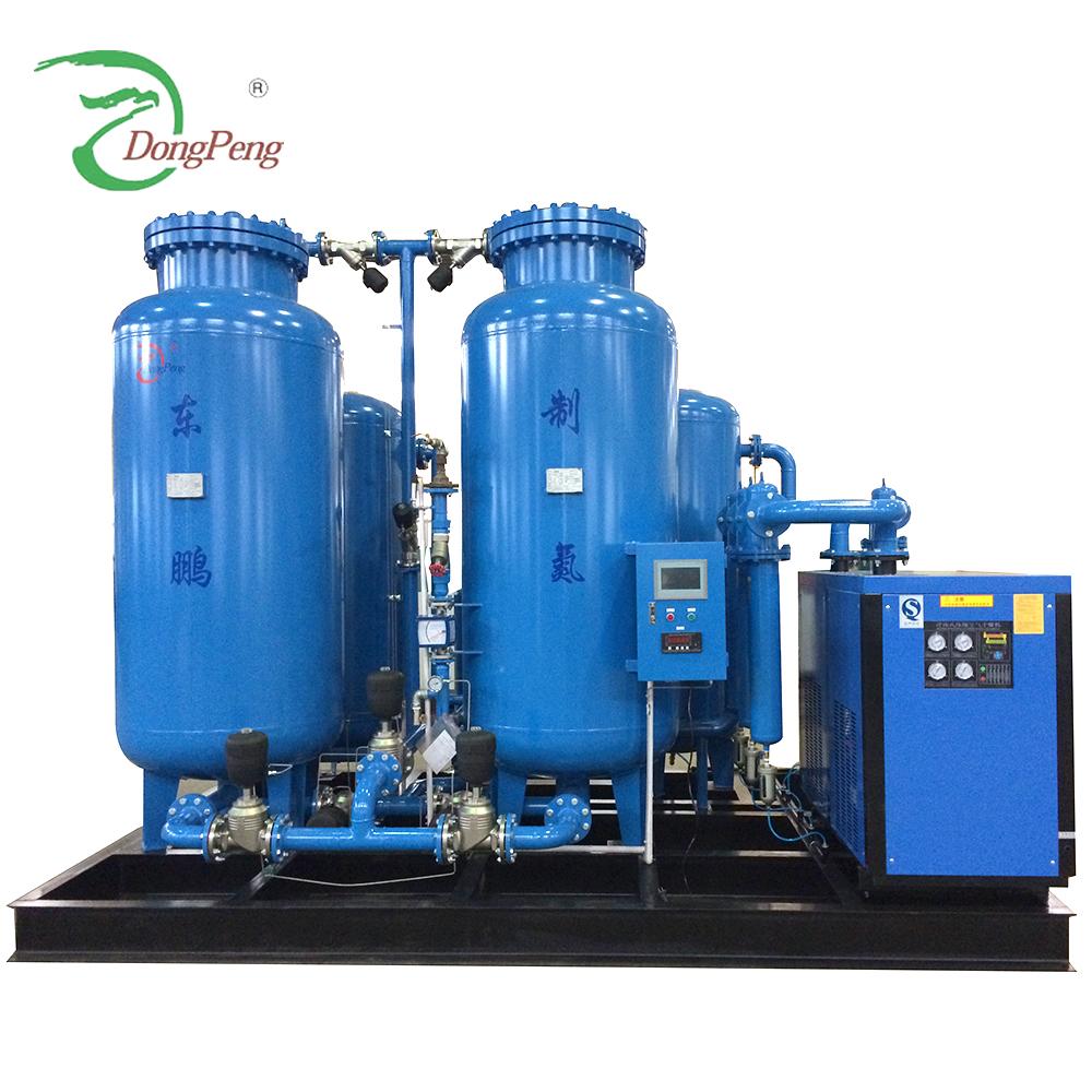 Patent protect cabinet type nitrogen gas machine with nitrogen regulator for nitrogen furnace