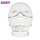 HONKON SIDEY Professional Skin Rejuvenation 3 Color Pdt Led Light Photon Therapy Magic Face Therapy Mask