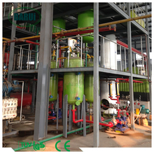 high quantity machine to refine vegetable oil with CE