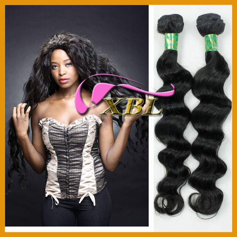 2013 New comming,100% Non processed virgin malaysian human hair with high quality