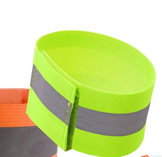 Camping & Hiking 5pcs Outdoor Sports Reflective Wristband Armband Ankle Band For Running Running Walking Grade Products According To Quality