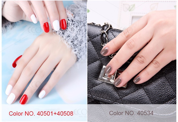 CCO Manicure And Pedicure Sets Wholesale Nail Supplies Raw Material For Nail Polish 9w_10