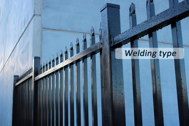 Powder Painted Black Color Iron Fence Spikes Best Ing In Australia Market