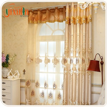 2017 The Latest Design Dubai Curtains Online For Sale
