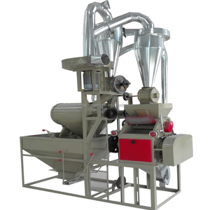 New type 2018 flour mill sorghum milling machine