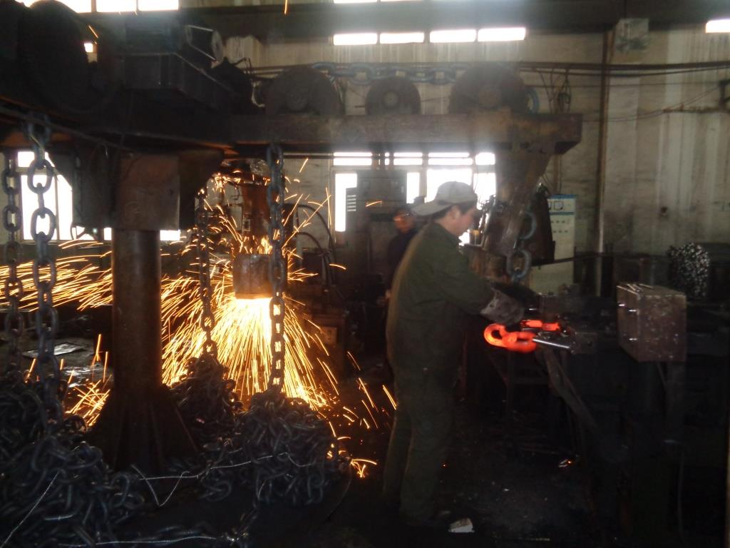Steel Chain Processing