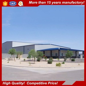 knock down prefab lightweight steel frame warehouse Free Inspection
