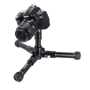 Kingjoy super shot small mobile phone travel tripod with rubber feet