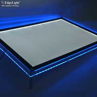 Manufacturer poster display frames, crystal acrylic light box