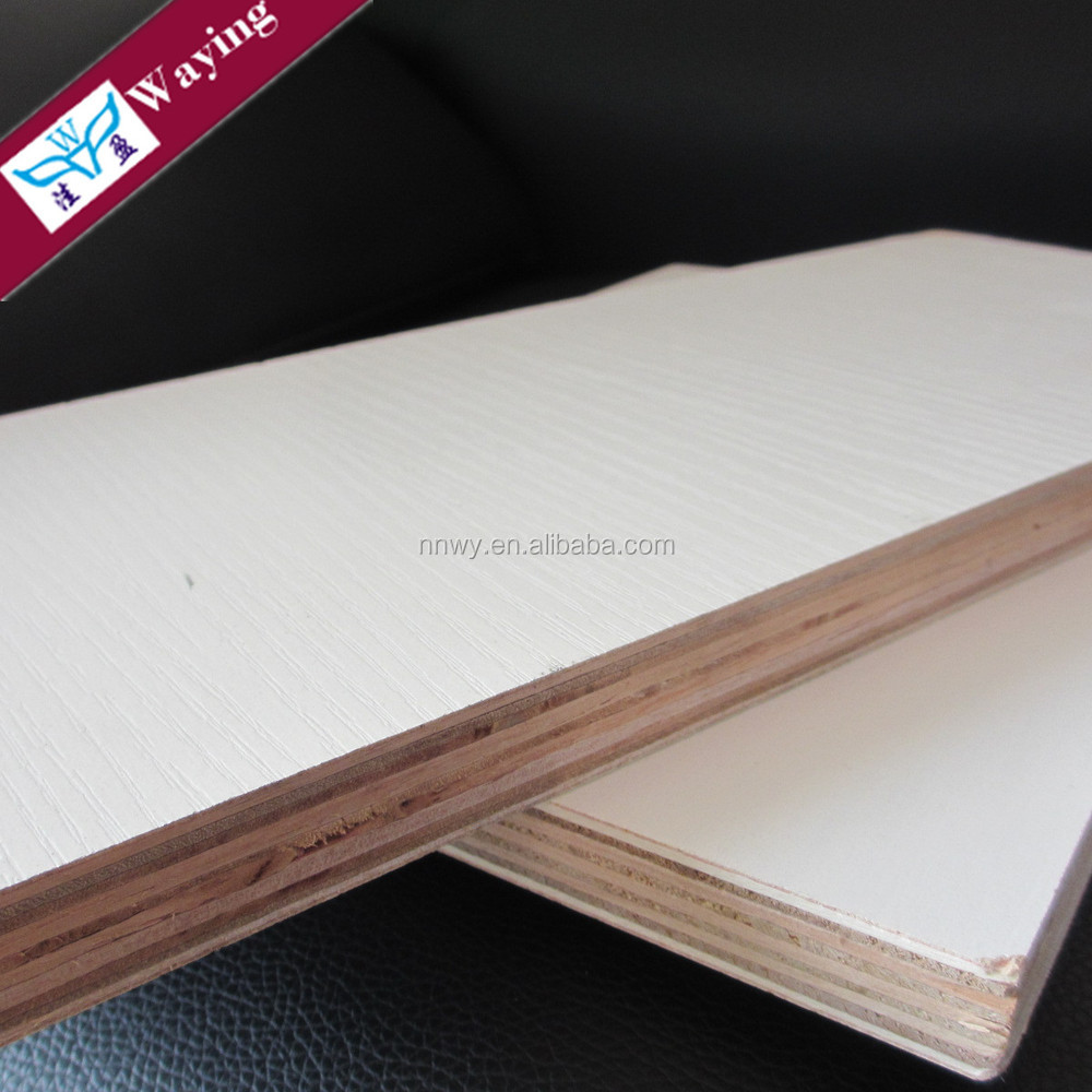 Paper Faced Plywood ~ Mm double sided white melamine paper faced plywood buy