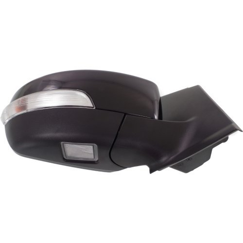 Kool Vue FD242ER-S Mirror for FORD ESCAPE 13-16 RH Power Manual Folding Heated w/Mem Sgl and Pdl Lgt PTM