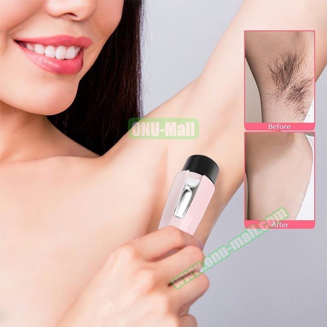 Hot Sales Mini Women's Painless Facial Hair Remover Tool Machine Face Hair Removal