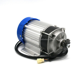 24V 350W solar pump / fish machine DC motor