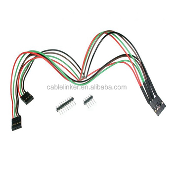 Amazing Dupont 8 Pin 2 54Mm Pitch To Dupont 8Pin 2 54Mm Pitch Ribbon Cable Wiring 101 Cranwise Assnl