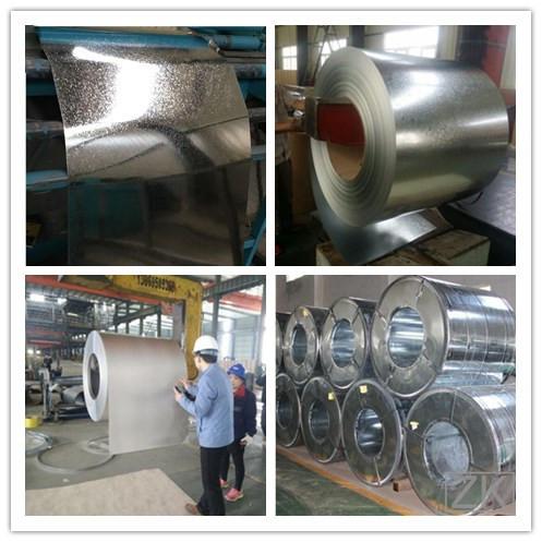 PPGI PPGL Coils Aluzinc Galvalume Colour Steel Sheet Coils