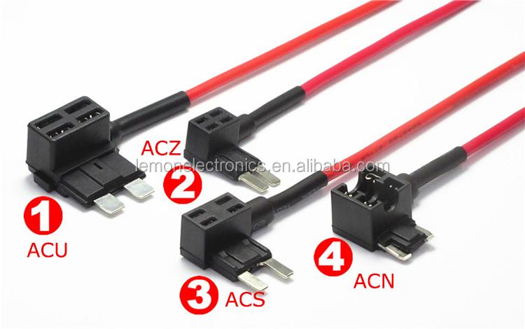 v-acs / v-ats fuse tap add-a-circuit atr car