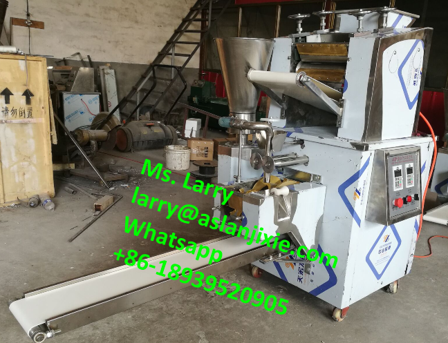 commercial dumpling machine/stainless steel samosa maker/half moon empanada making machine