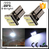 LED Licence plate lights 12 volt 12SMD led auto light t10