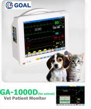 2018 TFT Bildschirm Multi-parameter Veterinär Patienten Monitor