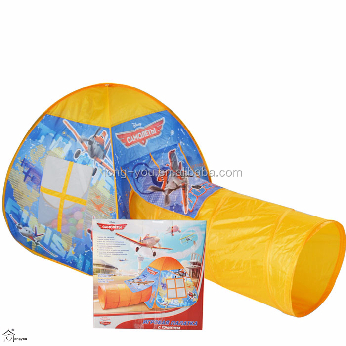 Kids play tent children tent with tunnel