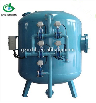industrial activated carbon water filter underground water treatment plant for sale
