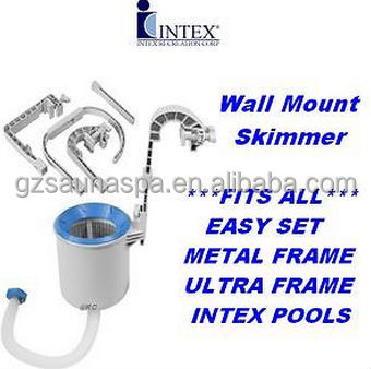 New 2014 Wall Mount Skimmer Pool Surface Filtering