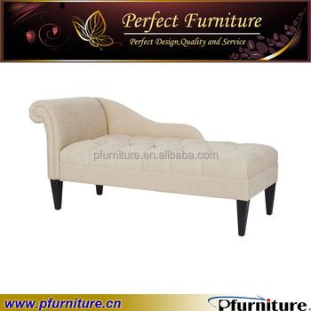 Classic Italian Baroque Chaise Lounge