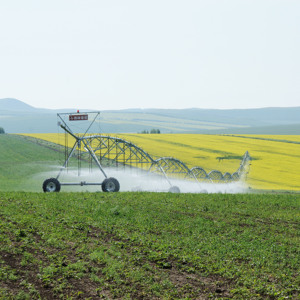 used farm irrigation systems for agricultural center pivot irrigation machine on sale