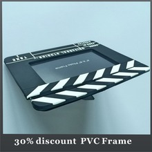 class pvc photo frame rubber photo frame silicone photo frame