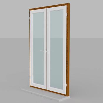 Normal aluminum design pvc profile door panel door window glass & Normal Aluminum Design Pvc Profile Door Panel Door Window Glass ...