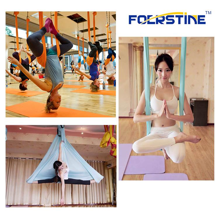 Hot Sale Fitness Nylon aerial yoga swing Hammock Yoga Flying Swing Hammock