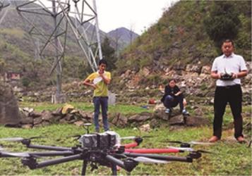 Professional Power Stringing UAV UE6X Series:
