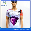 Men Collection Sport Gym T-Shirt Bodybuilding Fittness Cotton Shirt