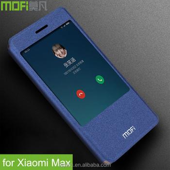 hot sale online c0906 374a3 2016 Mofi Case Dot View Housing For Xiaomi Mi Max,Mobile Phone Coque Flip  Leather Back Cover For Xiaomi Max - Buy Xiaomi Mi Max,Back Cover For Xiaomi  ...