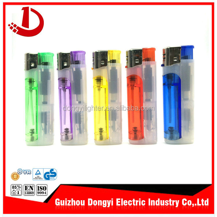 regular flame electronic lighter products imported from china wholesale