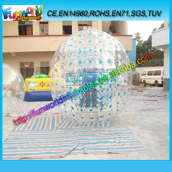 Inflatable Zorb Ball Sport Game Inflatable Water Walking Ball