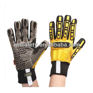 High Impact Protective Gloves