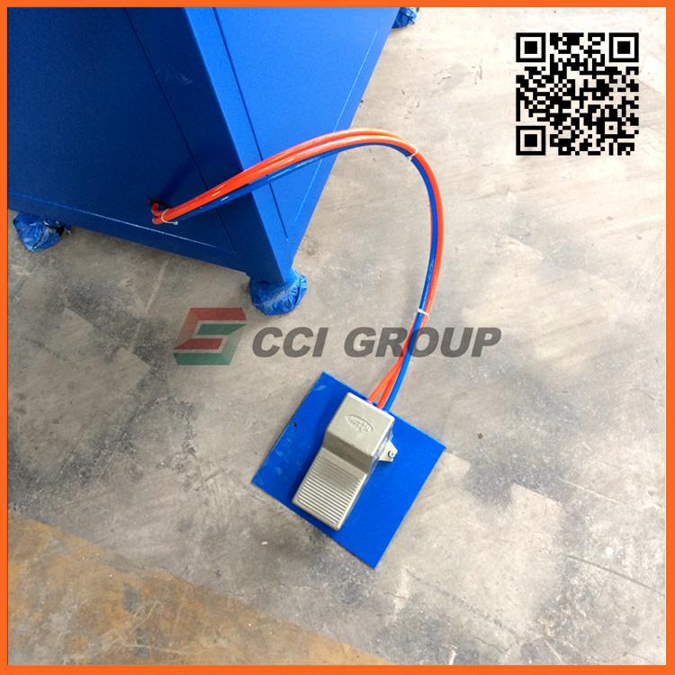 2.corner cleaning machine