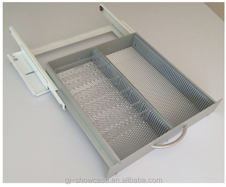44cbe46a81ac90 Ausgezeichnete qualität zugeschnitten fit stahlschrank 3 spacer schublade  system mit schloss medizin wand möbel