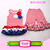 2016 Spring /Summer Little Girls Boutique Remake Clothing Sets Red White Blue Stripes Kids 4th of July Patriotic Baby Outfit