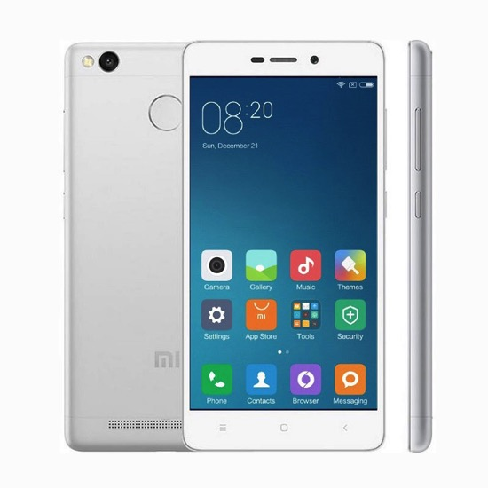 Smart Xiaomi Redmi Red Mi 3S Brand New Cheap Apps Free Download 2GB RAM 16GB ROM Android 6.0 13MP Mobile Phone